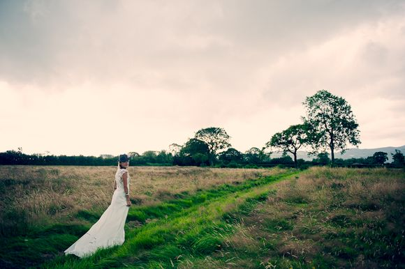 Wedding Yurts ~ A Festival Inspired Photo Shoot to Launch a Magnificent New Addition... ()