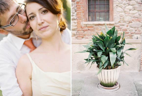 An Intimate and Elegant Italian Wedding... (Weddings )