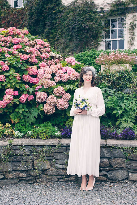 An Edwardian Crepe Silk Nightgown Wedding Dress and a Jay Gatsby Inspired Party! (Weddings )