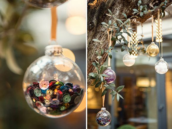 How To Make Your Own DIY Christmas Baubles (DIY Projects )