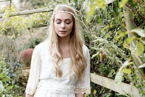The New 'Love Letter' Collection, by Minna ~ Ethereal, Eco Friendly, Bohemian and Affordable Bridal Wear... (Bridal Fashion )