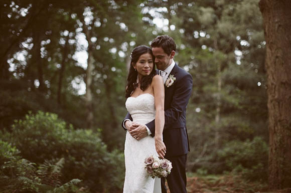 A Vintage and Midsummer Nights Dream Inspired Wedding with a Traditional Chinese Tea Ceremony and Dragon Dance (Weddings )