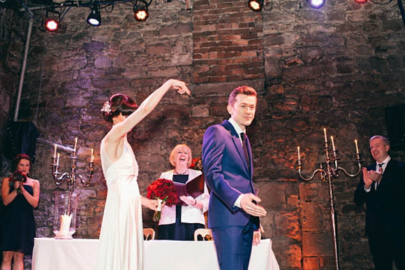 Jenny Packham Isadora for a Glamorous Glasgow Wedding