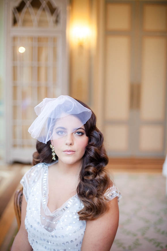 Punk Vintage Classic and Romantic Hair and Makeup ideas for Brides