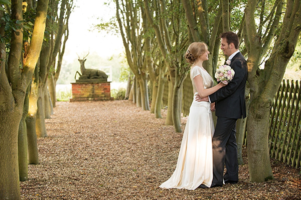 Belle and Bunty Wedding Dress photography by Sarah Vivienne