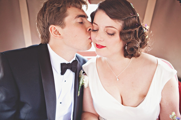 A 1920s and 1930s American Literature and Gold Age of Hollywood Inspired Wedding (Weddings )