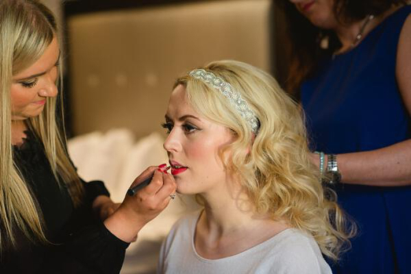 Crystal by Jenny Packham Glasgow wedding