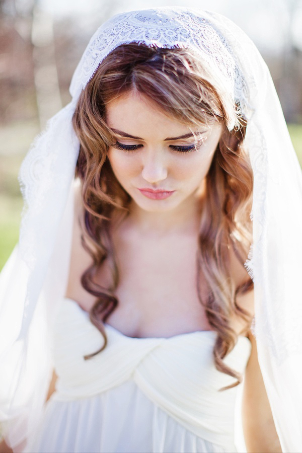 Megan Therese Couture Wedding Veils And Headpieces