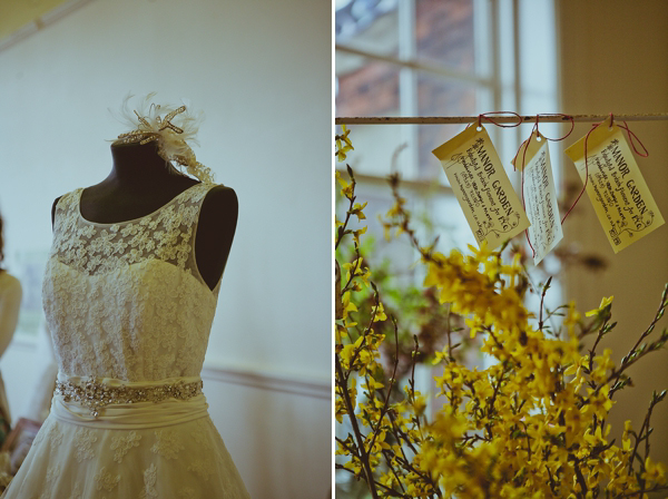 My Time At The Wedding Institute ~ A Wonderfully Creative And Vintage Wedding Affair (Weddings )