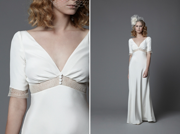 Astral Sundholm Circa Brides ~ 2014 New Romantics Collection (Bridal Fashion )