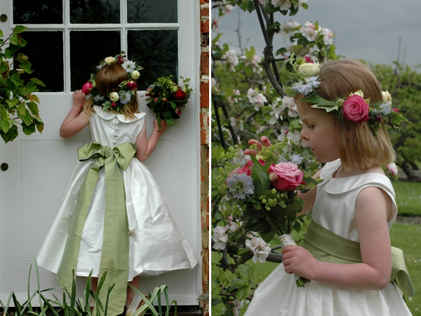 Nicki Macfarlane ~ Classic Designs for your Bridesmaids, Flowergirls and Pageboys ()