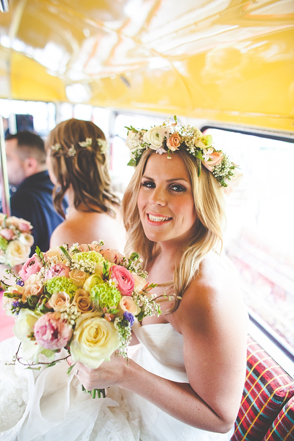 Flower Crowns, Peach and Pastel Pretty Details... (Weddings )