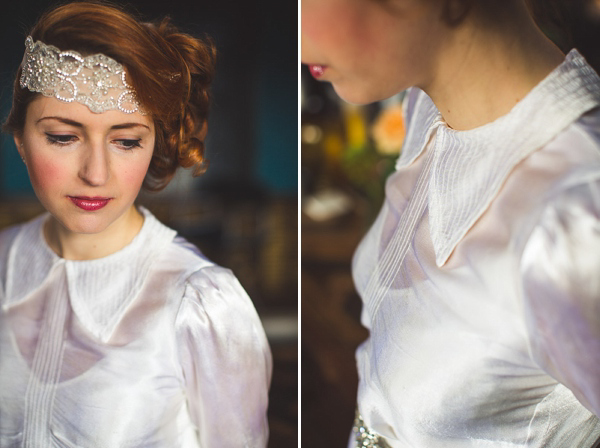 Vintage Inspired and Original Vintage Wedding Dresses by Kate Beaumont (Bridal Fashion )
