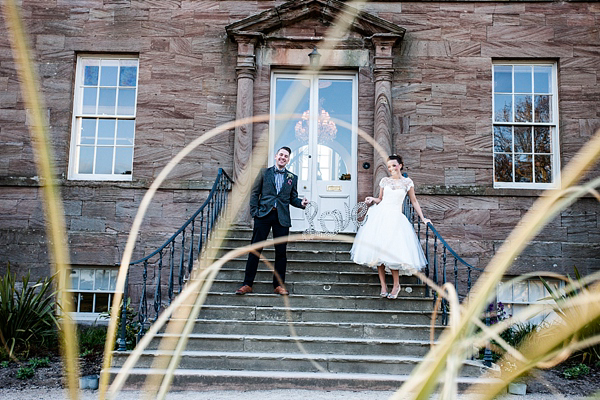 Newton Hall Wedding Northumberland