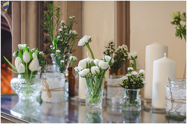 Vera Wang Wedding Dress // Belvoir Castle Wedding // McKinley Rodgers Photography
