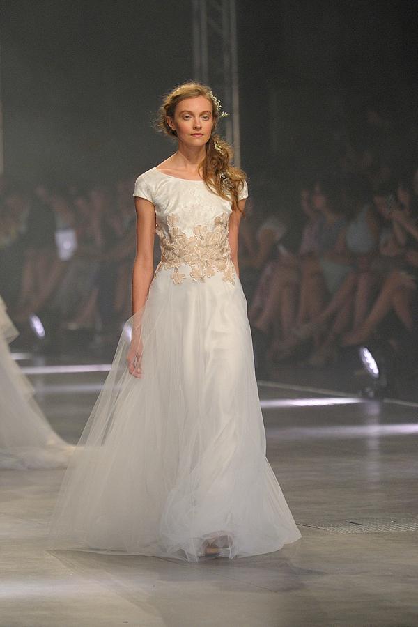 The david fielden 2014 collection innovative cutting for David fielden wedding dresses