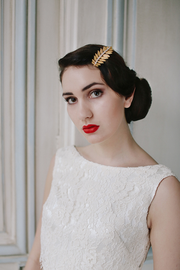 Cherished Vintage Diadem Collection vintage inspired bridal headpieces