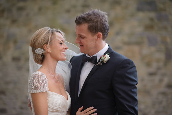 Reem Acra Elegance and Black Tie Glamour at Babington House (Weddings )