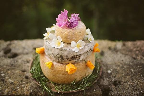 Wild Flowers In Her Hair ~ A Relaxed, Rustic and Intimate Wedding in the South of France (Weddings )
