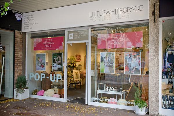 The Little Wedding Space ~ Innovative Pop Up Wedding Showcase in Bristol ()