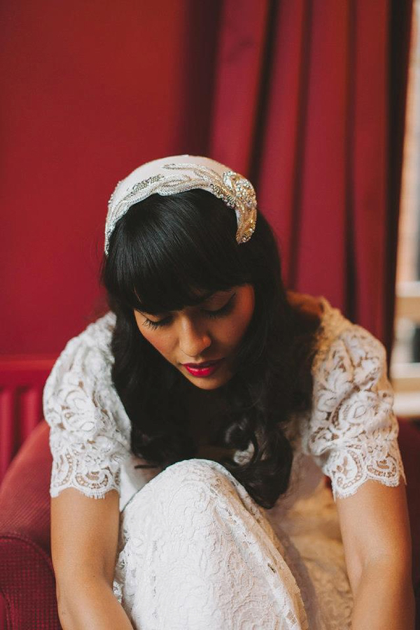 Vintage wedding hair styles by Lipstick and Curls
