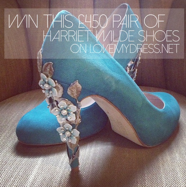 Win A £450 Pair of Harriet Wilde Shoes ()