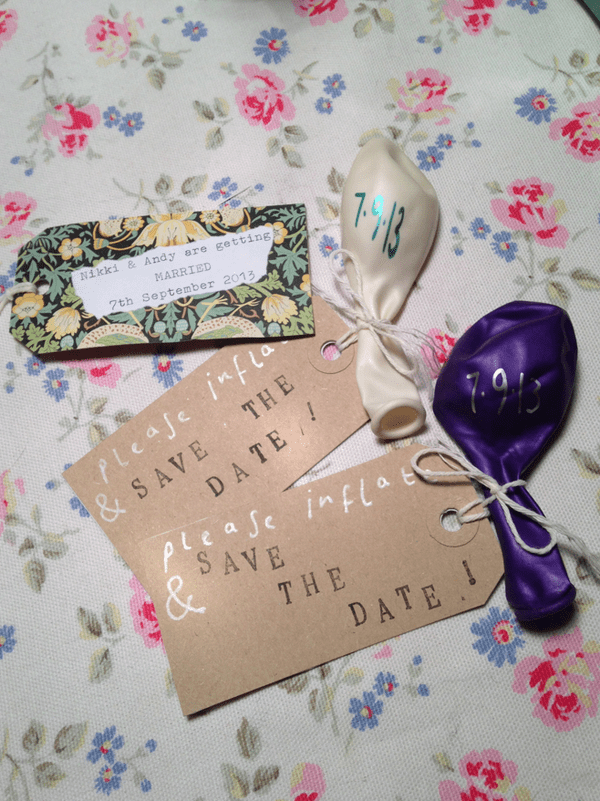 Happiness by Jenny Packham And a Beautiful Wrist Corsage for a DIY and Handmade Campsite Wedding ()
