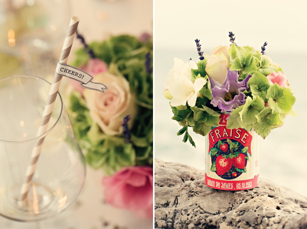 A Fun and Fabulous Vintage Pinup Inspired Wedding in Italy (Weddings )