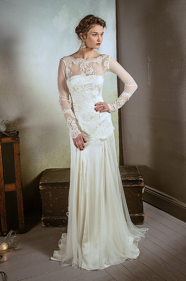 Introducing The New Bridal Capsule Collection From Belle & Bunty (Bridal Fashion )