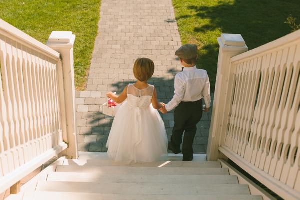 A Rustic, Romantic Canadian Farm Wedding And A Myspace Love Story (Weddings )
