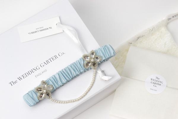 Bridal Shower Gift For My Daughter : Win A Wedding Garter From ?The Wedding Garter Co.