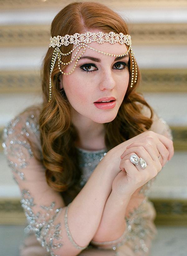 Danani ~ Elegant, Romantic, Vintage Inspired Handmade Adornments For Brides (Bridal Fashion Styled Shoots )