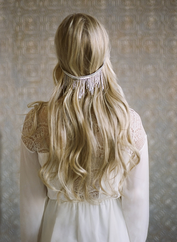 Dani Heigemeister Elegant vintage inspired wedding veils and headpieces_0037