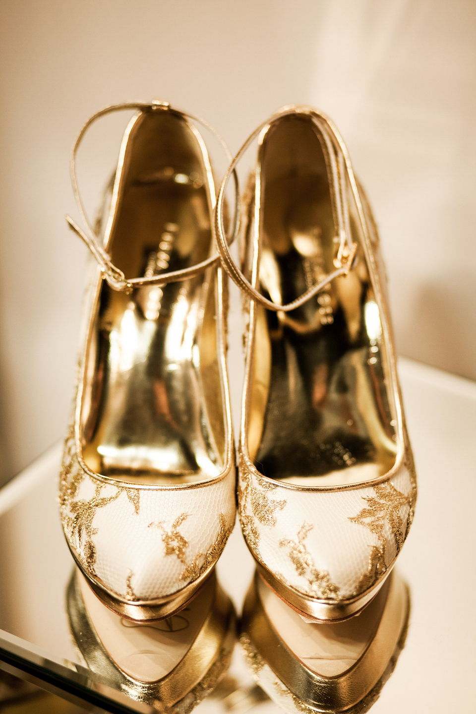 Freya Rose wedding shoes at The White Gallery, London, April 2014