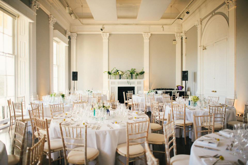A Touch of 20's Vintage for a Fuss Free and Elegant London Civil Partnership (Weddings )