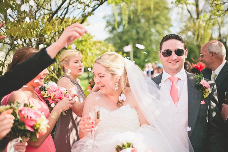 Pastel Pink And Pronovias For A Perfect Monkey Island Wedding