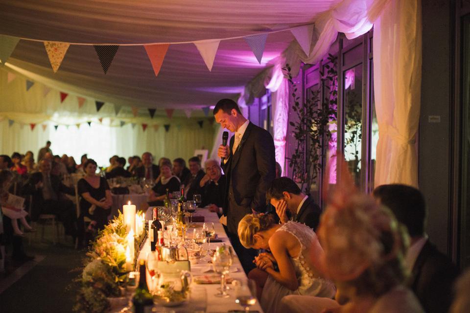 Irish Dancer Elegance for A Spectacular Celebration at Gosford Castle in Northern Ireland (Weddings )
