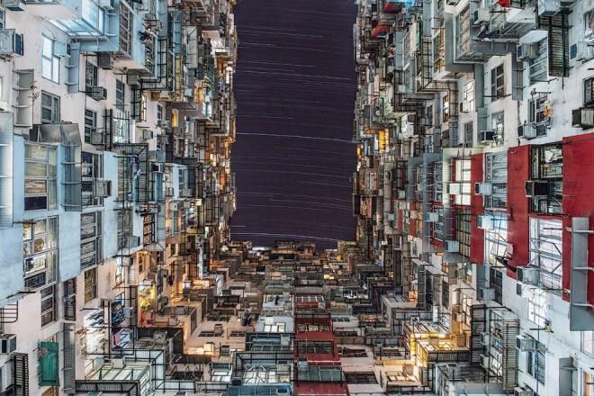 Трущобы Гонконга и звездные треки