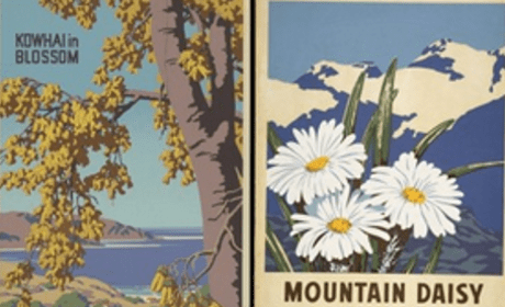 NZ Tourism Posters