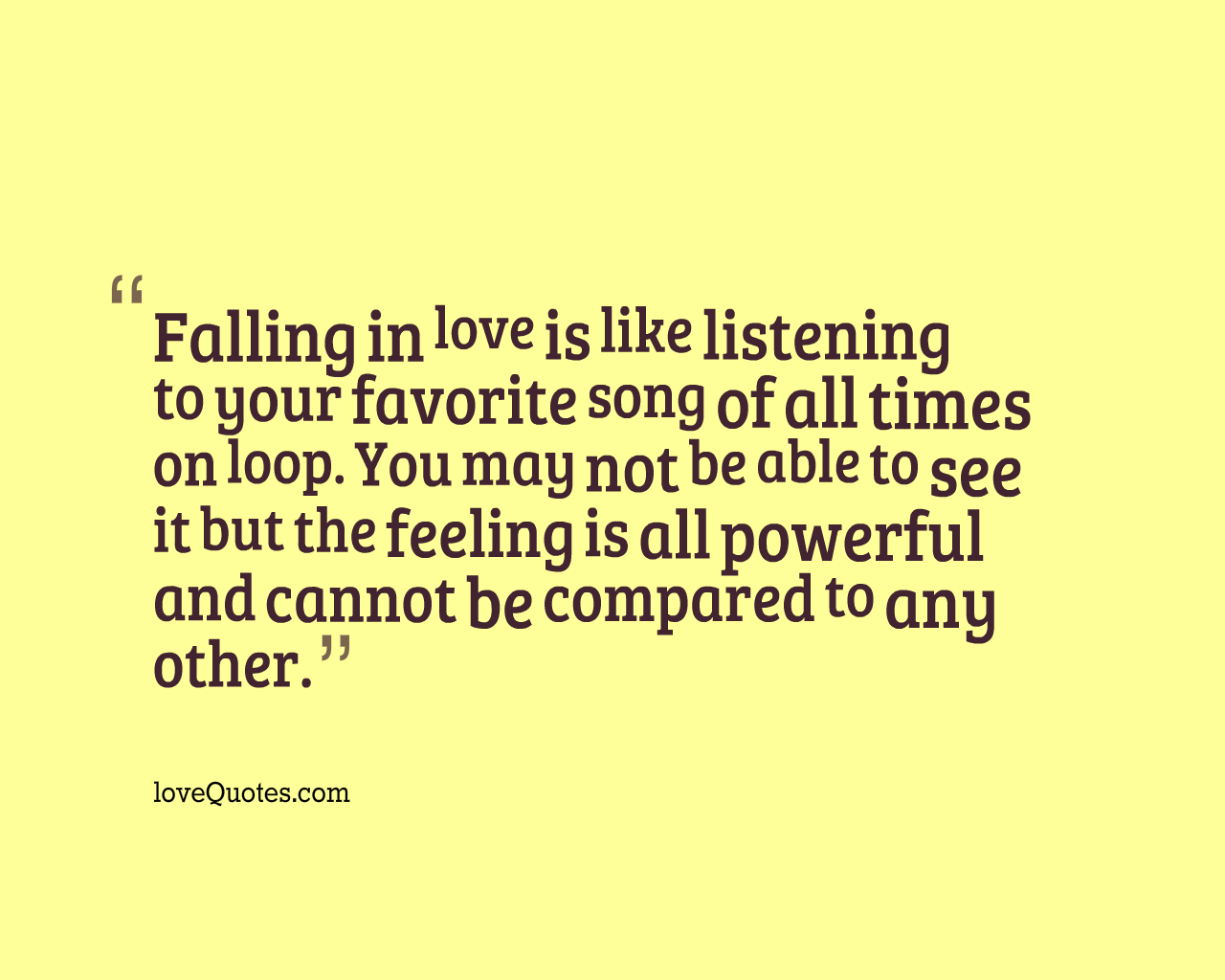 Falling In Love Falling In Love Love Quotes