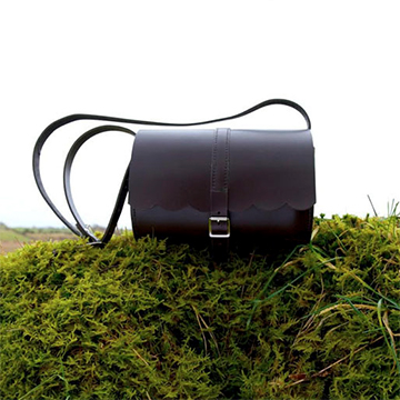 our story galway barrel bag