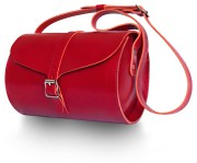Red Curve Bag