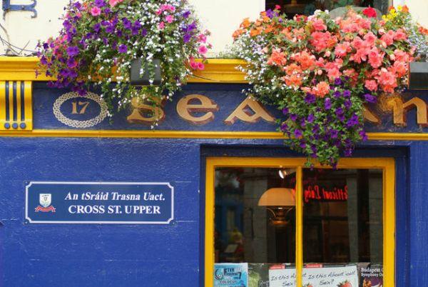 Galway guide Seagan Ua Neachtain