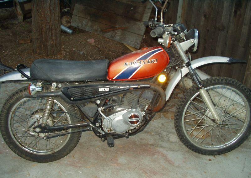 1975 Kawasaki G5 175 Wiring Schematic Diagram