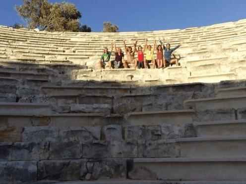 амфитеатр турция