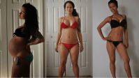 The Fit Mamma's Postpartum Transformation
