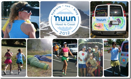 Nuun Hood to Coast 2012