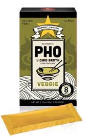 Savory Choice Veggie Authentic Pho.