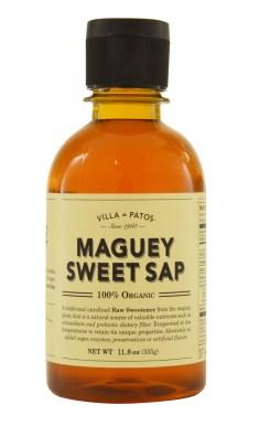 Villa de Patos Maguey Sweet Sap.