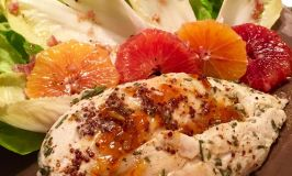 Just Jan's Tangerine Marmalade Juicy Chicken Breasts